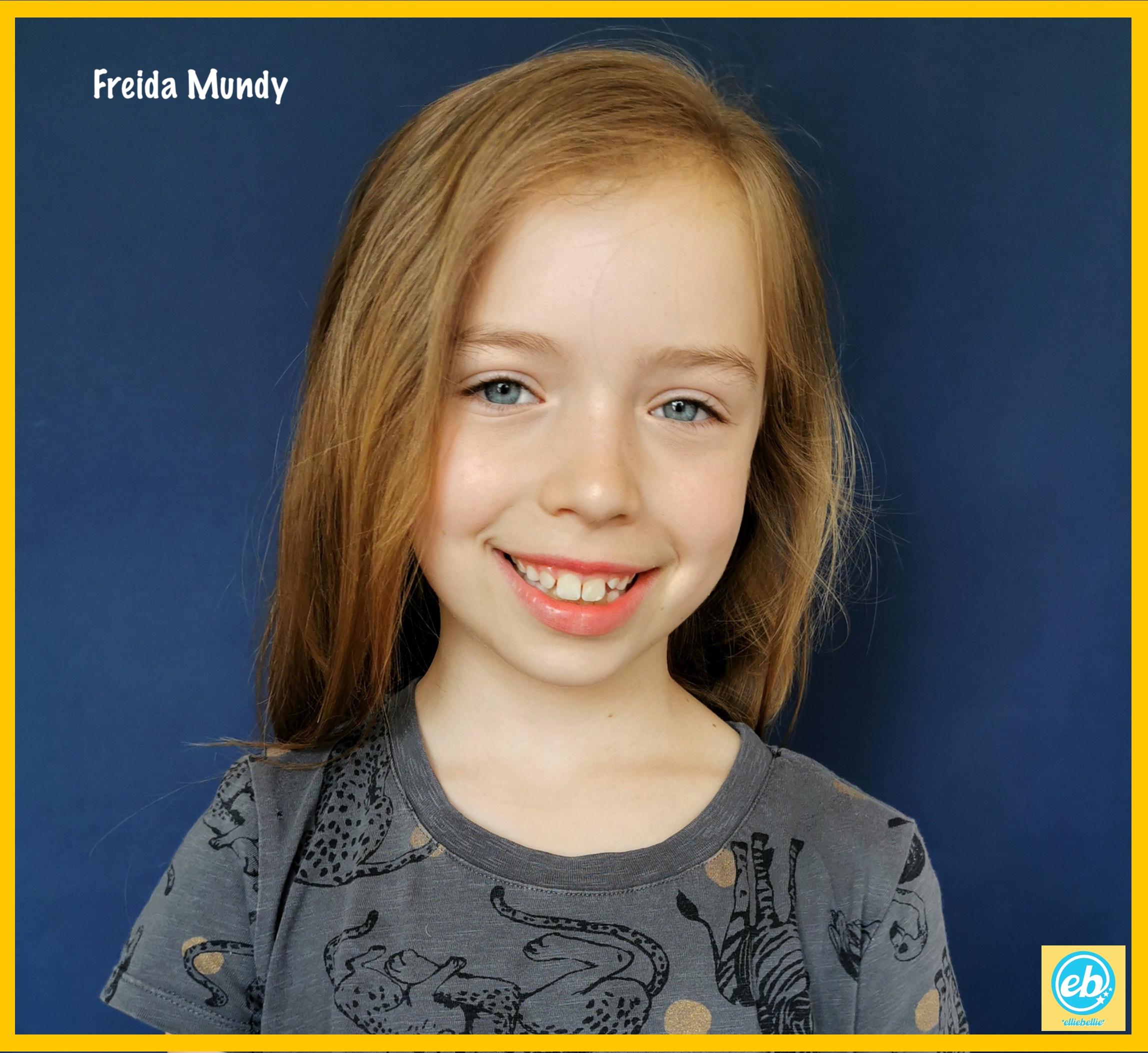 Freida Mundy
