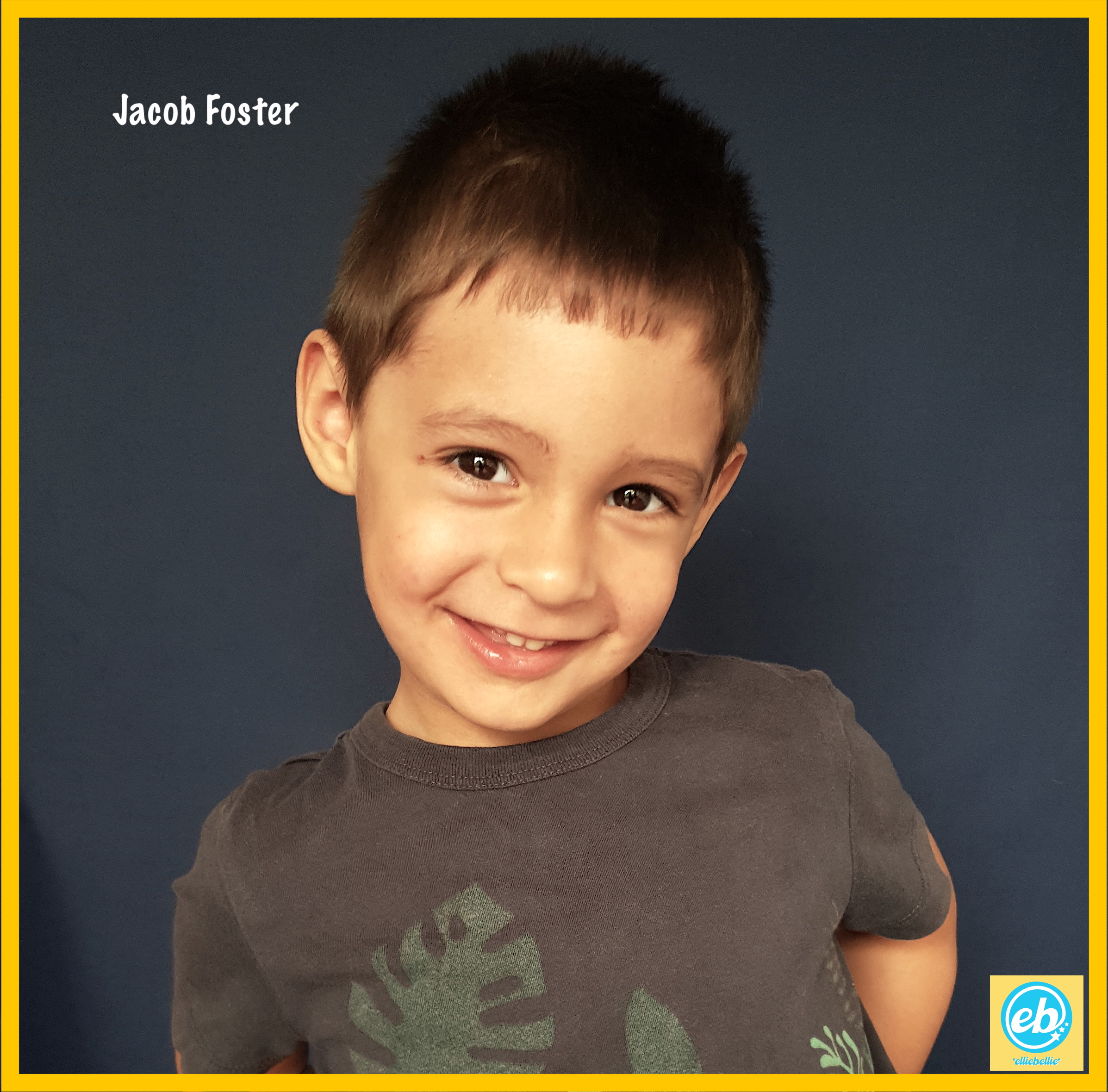 Jacob Foster 3 Years