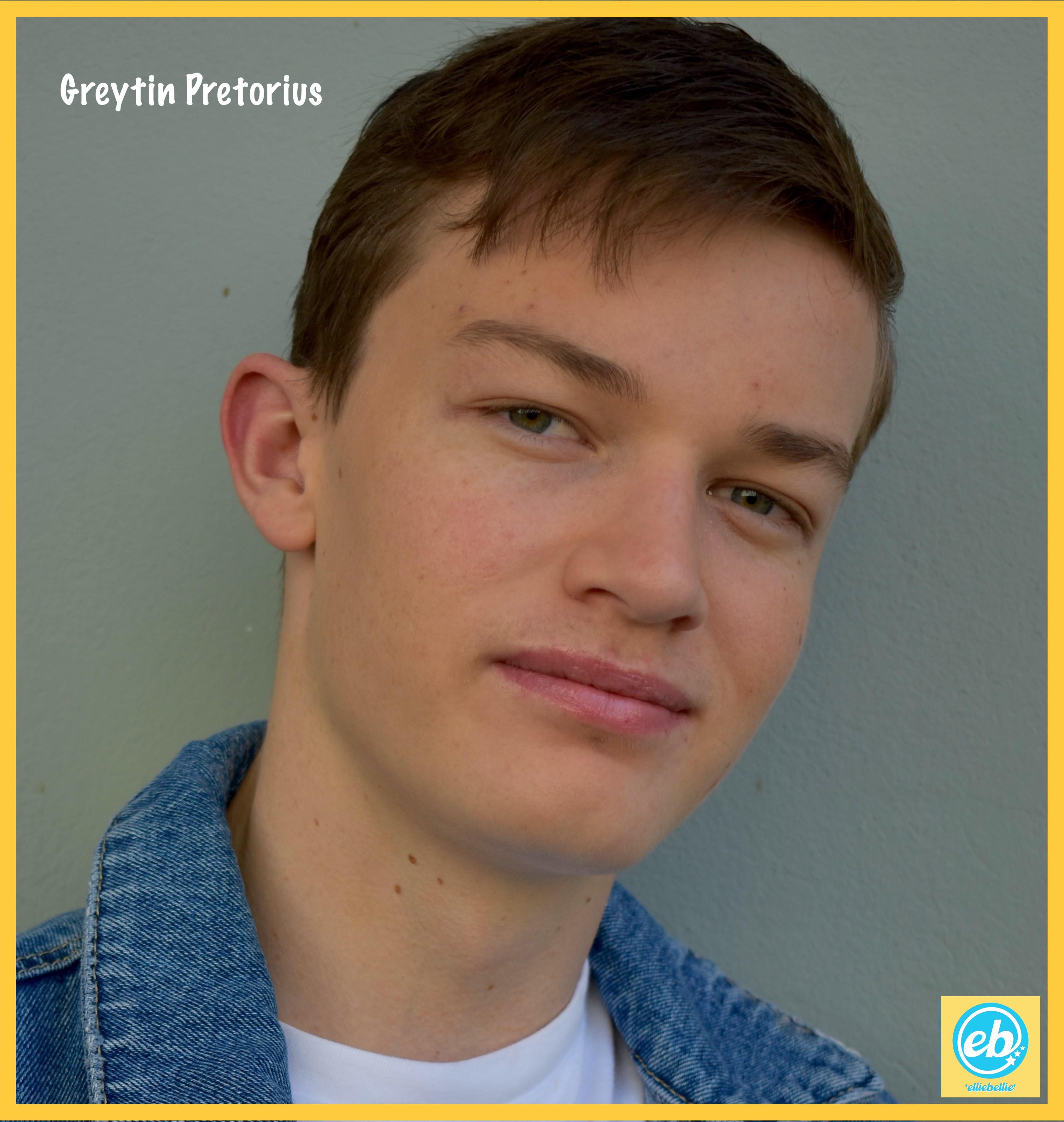 Greytin Pretorius 15 Years